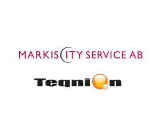 Markis City Service AB har förvärvats av Teqnion