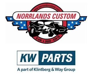 Norrlands Custom AB förvärvas av KW parts AB.
