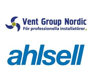 Vent Group Nordic AB har förvärvats av Ahlsell Sverige AB